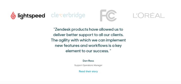 Zendesk Quote