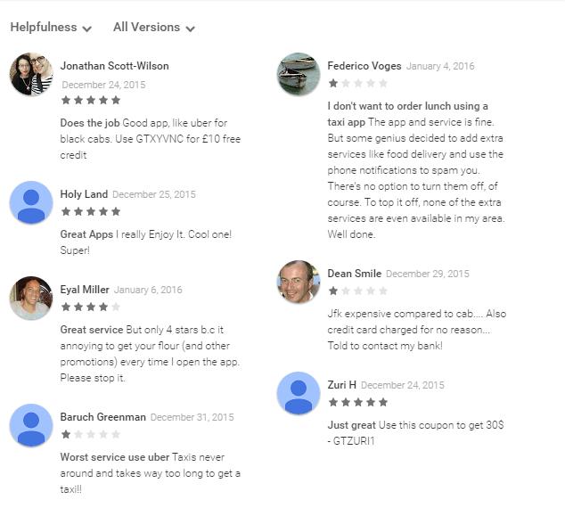 Improvement Customer Reviews